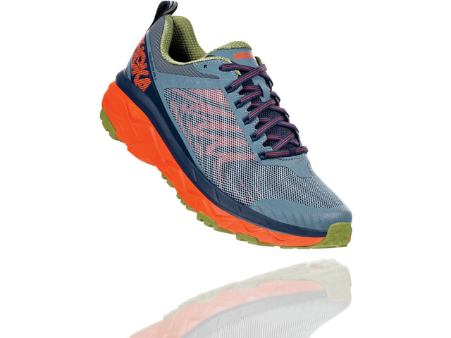 separation shoes d8e40 35e54 Hoka One One Challenger ATR 5 Running Shoes Men stormy weather moonlight  ocean